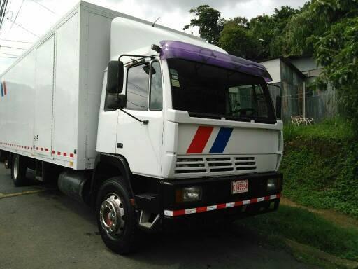 Camión Steyr
