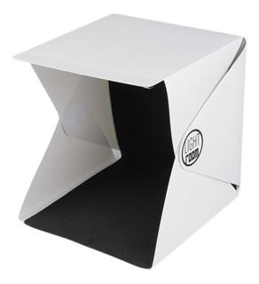 Caja De Luz Light Box Fotografia Flash Rigido Con Luz Led !!