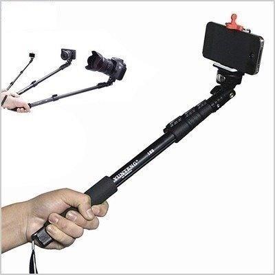10 Bastão Profissional Pau Self Mp Câmera Celular 1,23cm