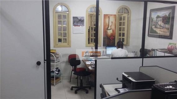 Sobrado Comercial À Venda, Paulicéia, São Bernardo Do Campo. - So1230