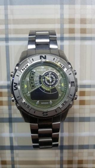 Relógio Casio Amw Importado -estado De Novo