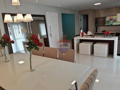 Apartamento Domo Home 156 M² , São Bernardo Do Campo S/p - Ap3575