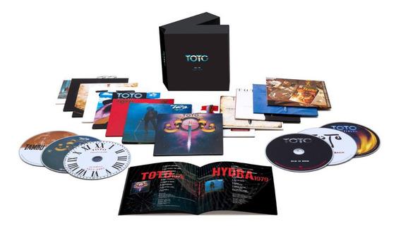 Toto - All In 1978-2018 Studio Albums [13cd] 2019 Box Lacrad