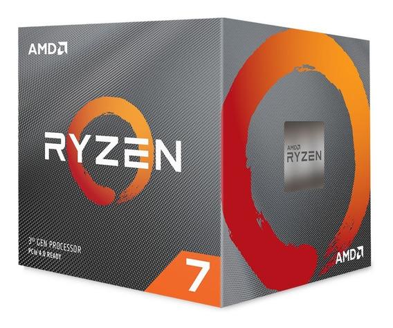 Procesador Amd Ryzen 7 3700x 4mb 4.4ghz 3° Generacion Cuotas