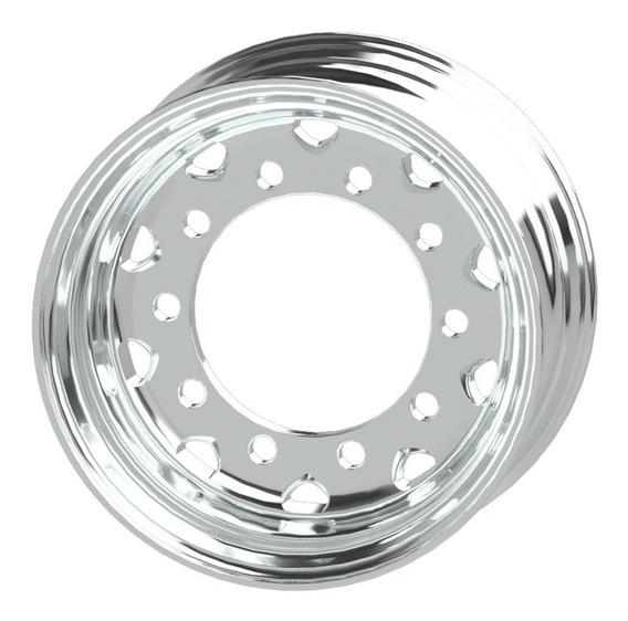 Roda De Alumínio Caminhão 22,5x11,75 - Et 00 - 10 Furos
