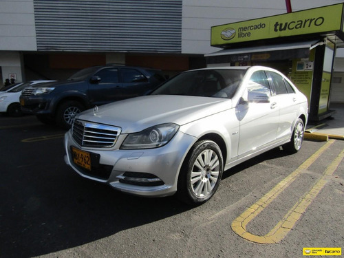 Mercedes-benz Clase C C200 Elengance Blueeffiencieny