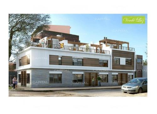 Apartamento Con Parrillero En Montevideo Moderno - Ref: 31049