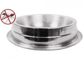 Comedouro Anti Formiga Alumínio Pesado Grande