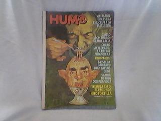 Revista Humor N 90 / Septiembre 1982 / Muy Buen Estado