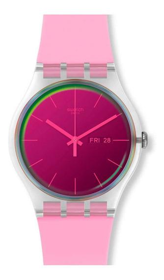 Relógio Swatch Feminino Polarose Suok710