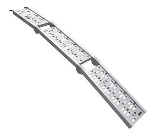 Rampa Plegable De Aluminio 600 Lbs Plegable En Tres