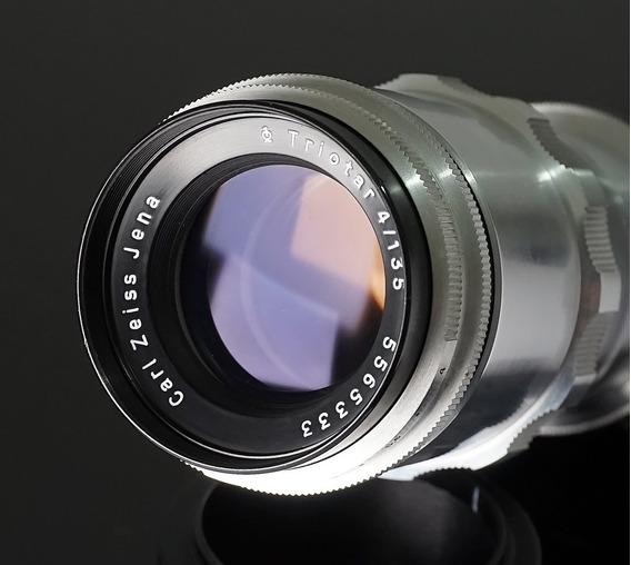 Lente Zeiss 135mm\15 Laminas - Mount Fixo Sony E\nex