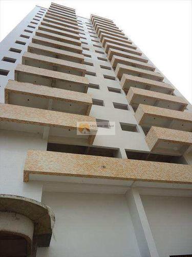 Imagem 1 de 20 de Apartamento Com 3 Dorms, Balneário Ipanema Mirim, Praia Grande - R$ 419.000,00, 94,36m² - Codigo: 1924 - V1924