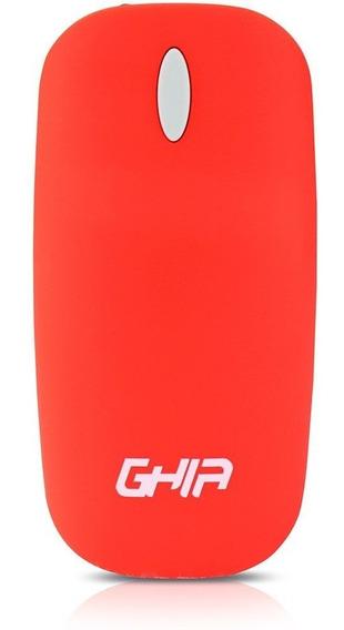 Ghia Volta Bateria De Respaldo Power Bank 4000 Mah Roja
