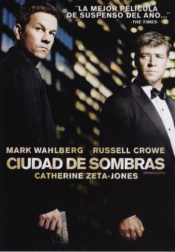 Ciudad De Sombras Broken City Russell Crowe Pelicula Dvd