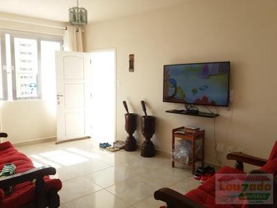 Apartamento A Venda Em Peruíbe, Centro, 3 Dormitórios, 1 Suíte, 2 Banheiros, 1 Vaga - 0305