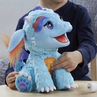 Furreal Friends Torch Bebé Dragon Interactivo Sin Accesorios