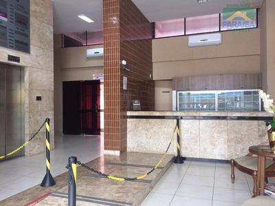 Sala Comercial Para Venda - Torre - João Pessoa - Pb - Sa0062
