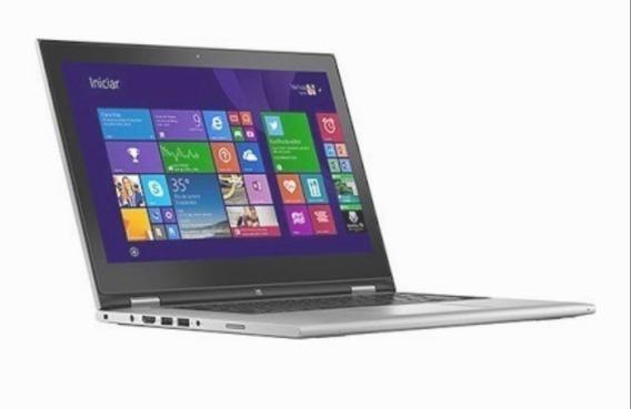 Notebook Dell Touch 2 Em 1 Intel I5 5th Gen 8gb Hd 500gb