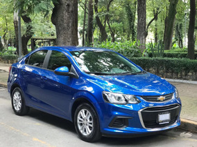 Chevrolet Sonic Lt Std.5 Vel Único Dueño 15,000 Kms Nuevo