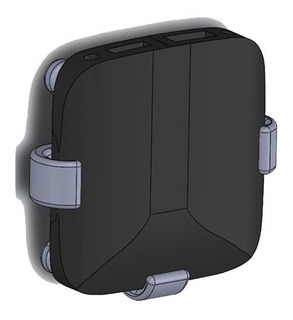 Soporte Vesa 75mm Tv Monitor Para Xiaomi Mi Box Tv