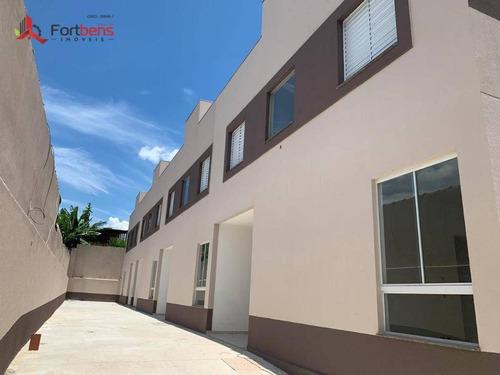 Sobrado Com 2 Dormitórios À Venda, 88 M² Por R$ 185.000 - Estância Lago Azul - Franco Da Rocha/sp - So0846