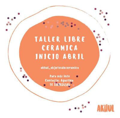 Taller De Alfareria En Torno Y Modelado Manual.