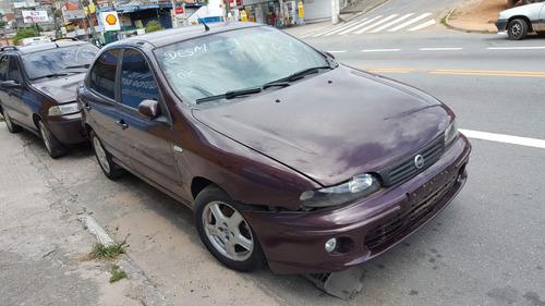 Sucata Fiat Brava Sx 1.6 16v- 2002 2003 (somente Peças)