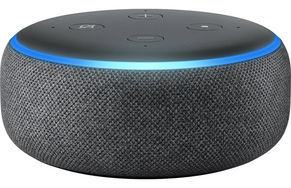 Amazon Echo Dot 3ra Generacion. Crea Tu Casa Inteligente.