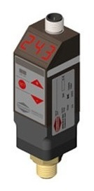 Presostato Electrónico, Fluidos, 0..100 Bar - Cod 02.245