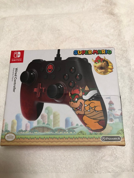 Super Mario Wired Controller (nintendo Switch)