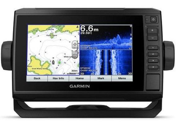 Gps Sonar Garmin Echomap 72cv Plus + Transdutor Gt20-tm