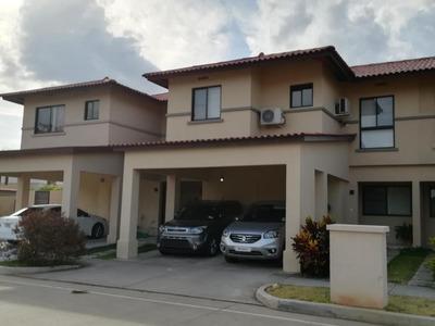 18-2151ml Casa En Alquiler, Panamá Pacifico