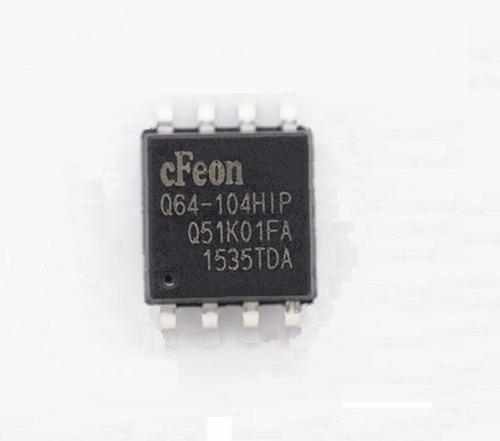25q64 En-25q64 En25q64 En25q64-104hip Memoria 64 Mbit 1c547