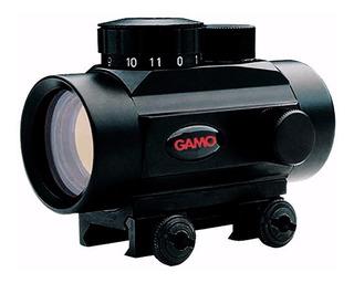 Red Dot Gamo Quick Shot Bz30mm - Suporte Trilho 11mm