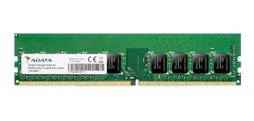Memoria 8gb Ddr4 2400 Dimm Adata Ad4u2400w8g17-s