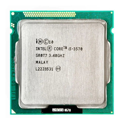 Processador Intel Core I5 3570 3.4 - 3.8ghz 6mb Lga 1155