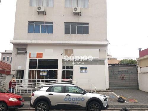 Imagem 1 de 12 de Salão 550 M² Por R$ 19.500/mês - Vila Galvão - Guarulhos/sp - Sl0026