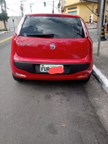 Fiat Punto 2014 1.4 Attractive Flex 5p