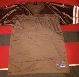 Jersey Original Cleveland Browns Sin Estampado Americano