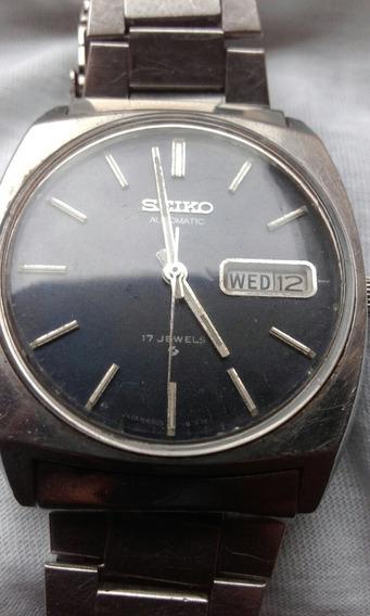 Relógio Seiko Automatic 17 Jewels 6309-8080 (9080f)