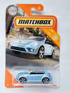 Matchbox Volkswagen The Beetle Convertible