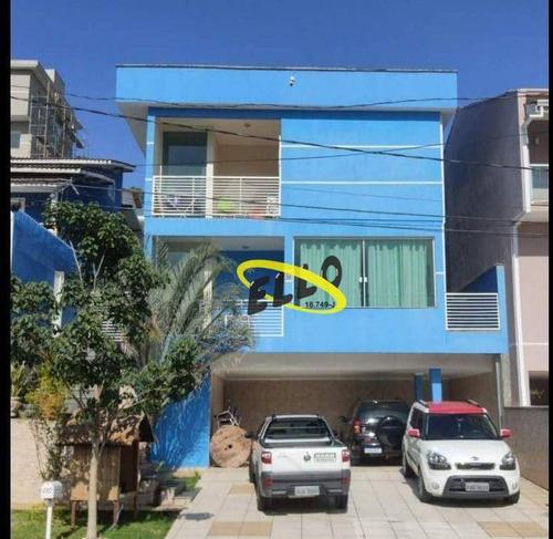 Casa A Venda Condomínio Fechado, Segurança 24 Horas - Ca3905