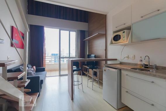Apartamento Para Aluguel - Brooklin, 2 Quartos, 73 - 892991076