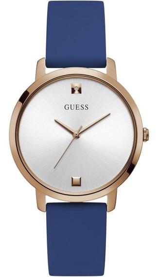 Relógio Guess Feminino Gw0004l2 Com Cristal
