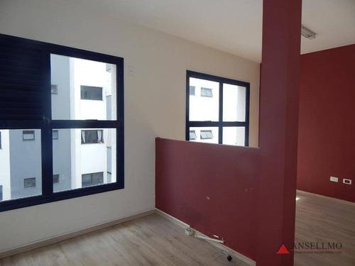 Imagem 1 de 13 de Sala Para Alugar, 45 M² Por R$ 1.200,00/mês - Vila Baeta Neves - São Bernardo Do Campo/sp - Sa0561