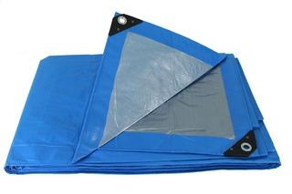 Lona Azul 2 X 3 Metros Protección Cubre Lluvia Polvo Sol