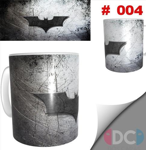 Taza Comics Coleccionables Batman #004