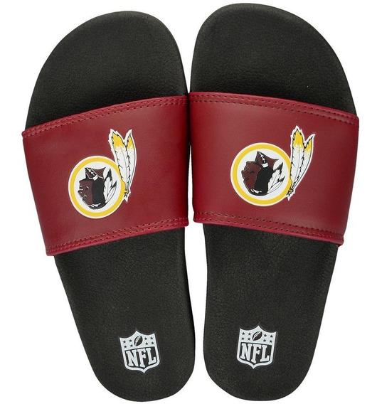 Chinelo Washington Redskins Slip On Colors - Nfl
