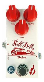 Pedal De Guitarra Fire Custom Shop Hill Billy Over Drive